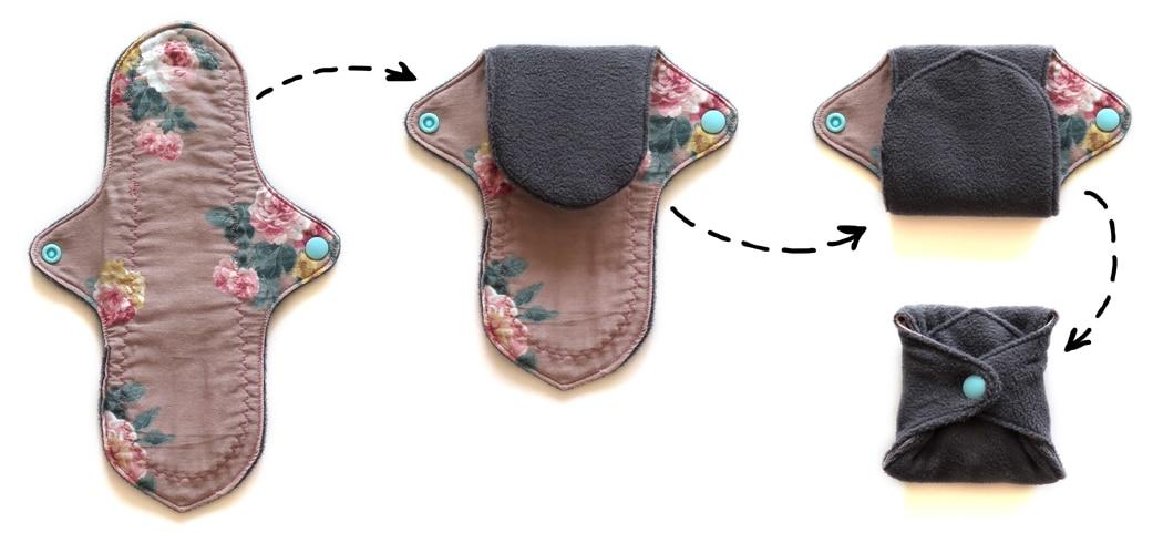 culotte menstruelle de règles