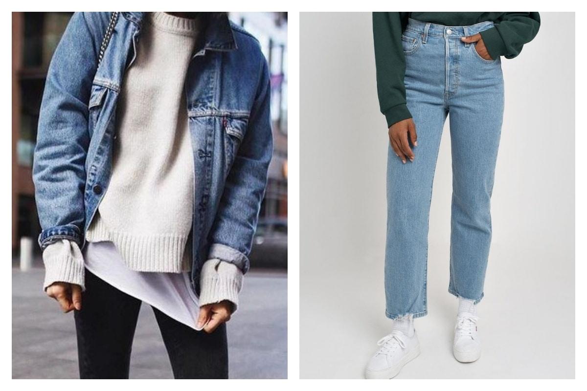 vêtements pour s'habiller au lycée