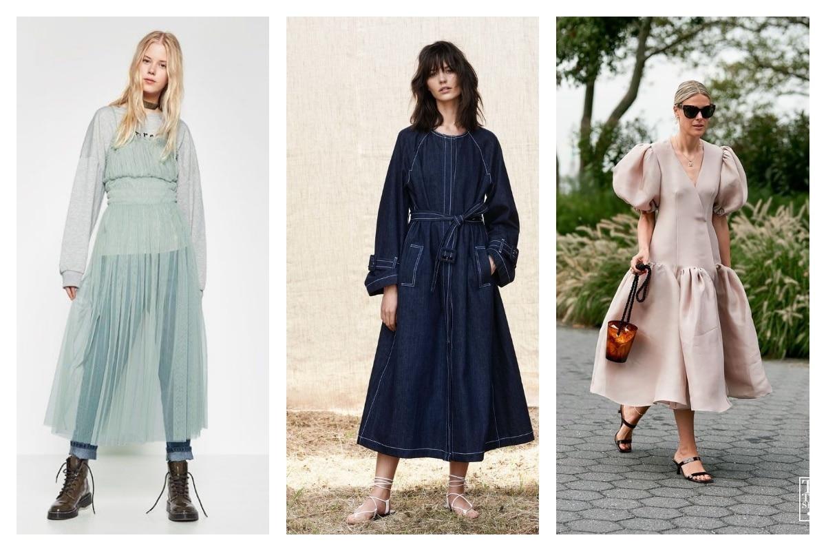6 robes longues pour le printemps-été 2021