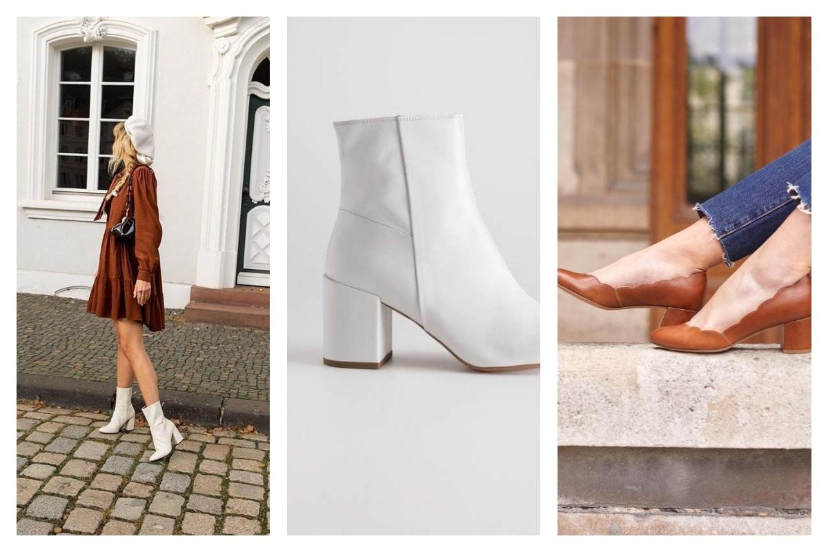 9 chaussures à talons carrés qui nous font craquer