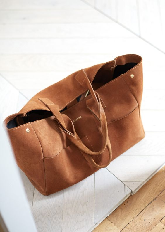 sac de cours trapèze