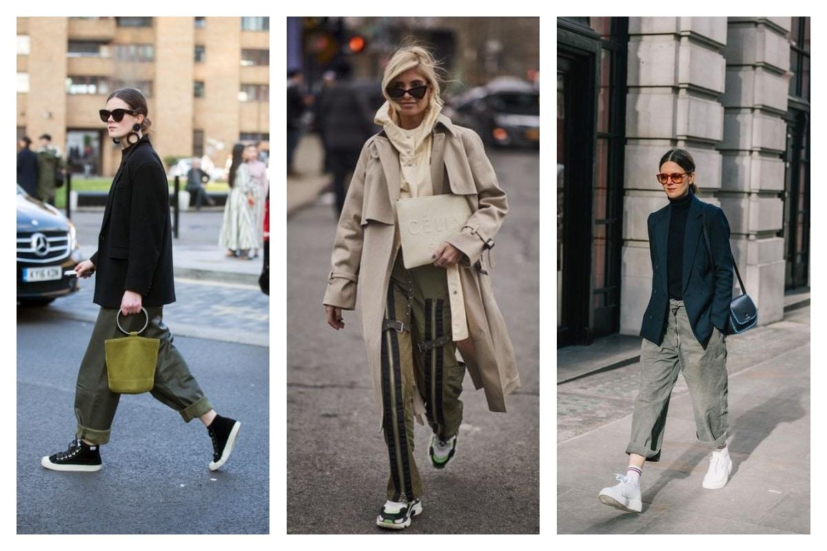 6 idées de look tendance avec un pantalon kaki