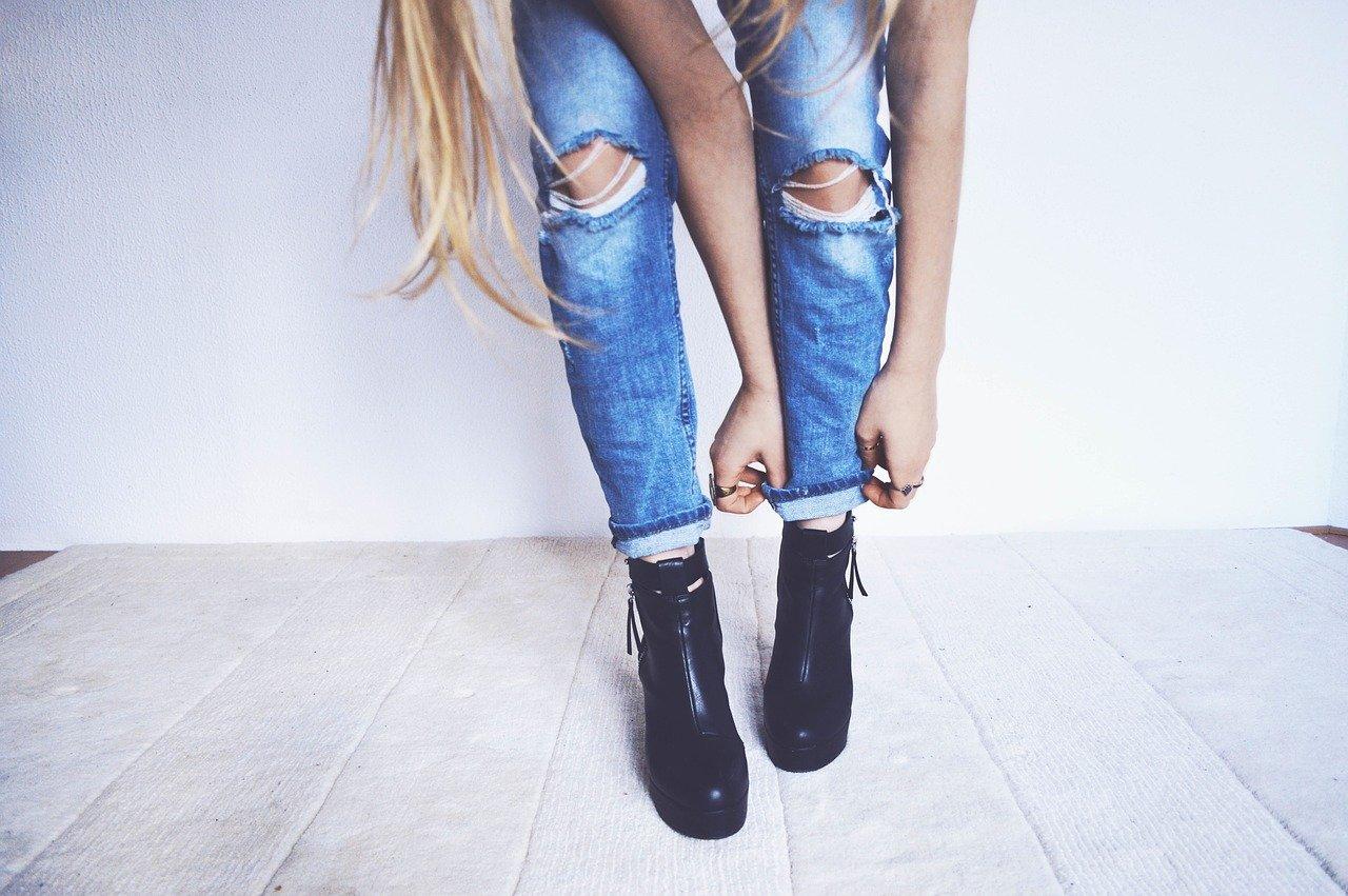 Le jean slim est-il toujours tendance