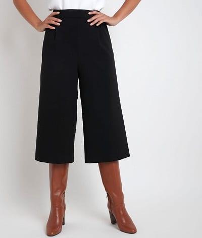 jupe culotte courte