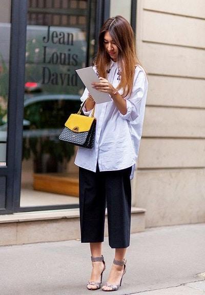 jupe culotte femme