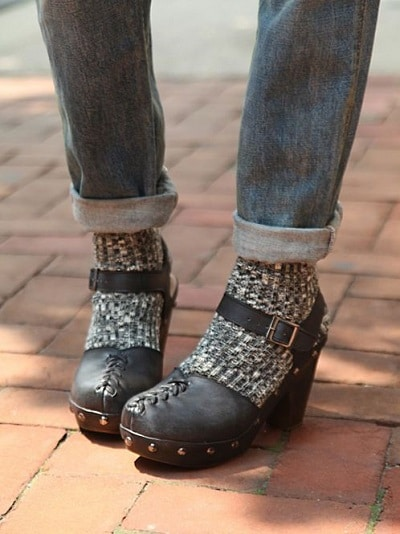 sabot hiver chaussures free people