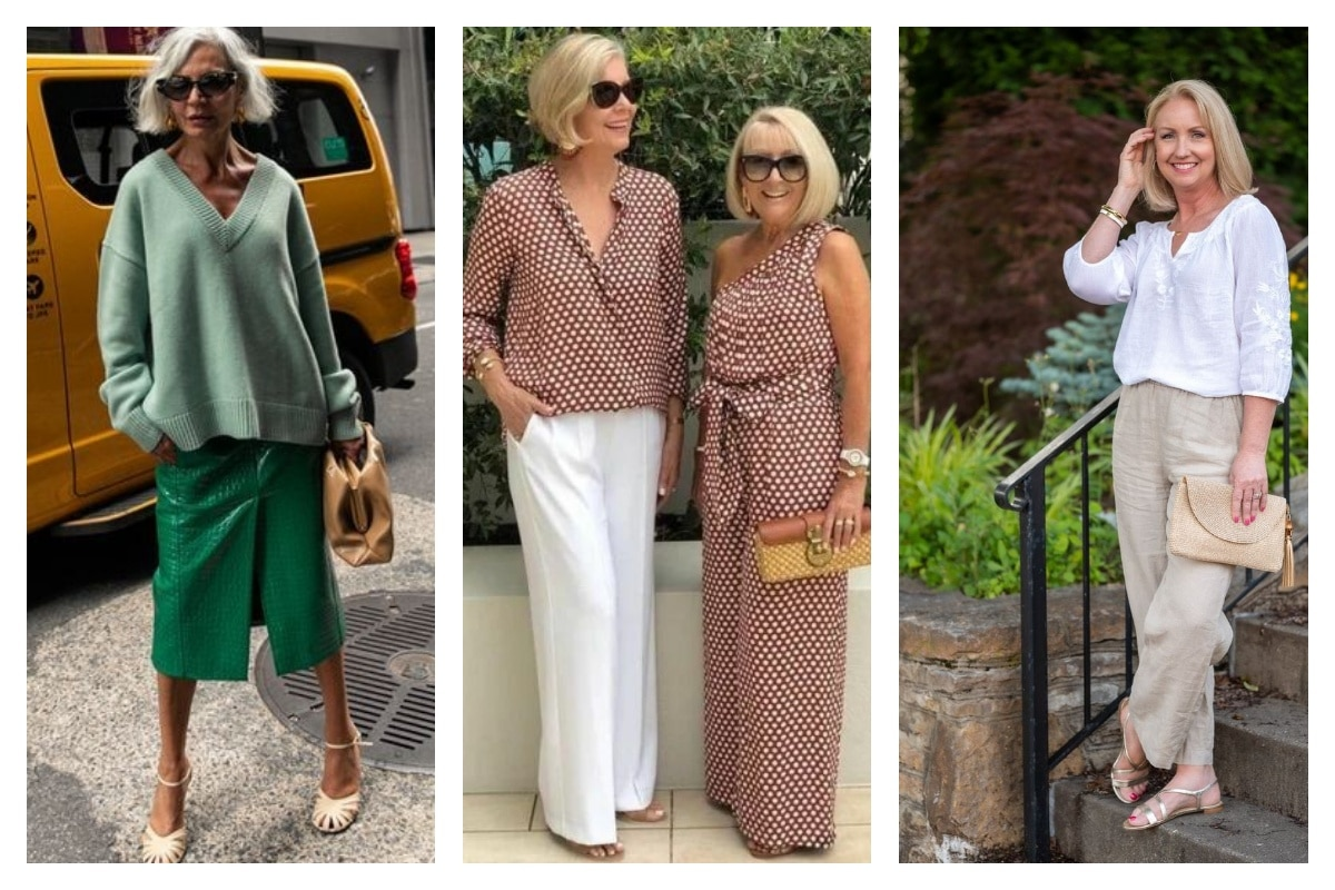 S'habiller après 60 ans