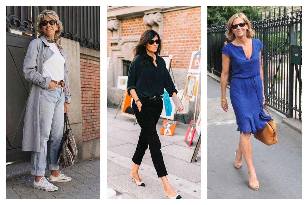 S'habiller après 60 ans quelles pièces mode Quelles chaussures