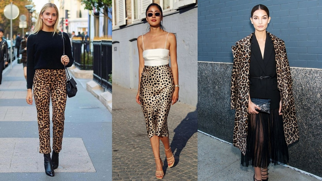 Leopard Print Outfit Ideas by Major Mag