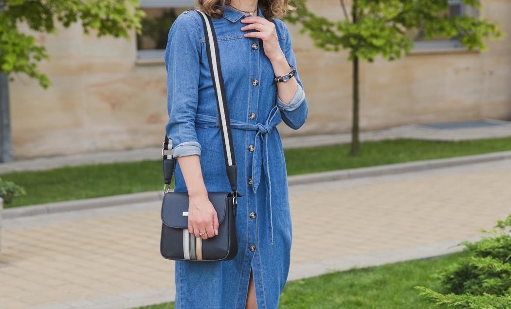 robe ete tendance en jean