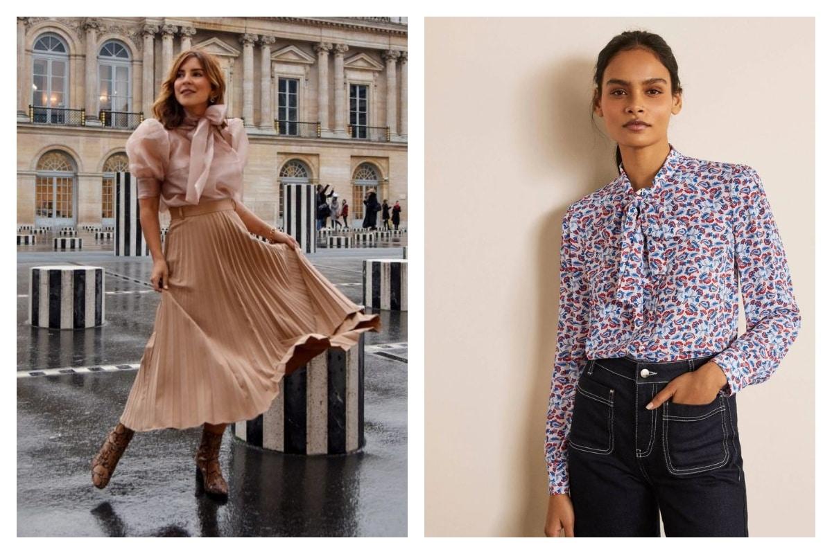 choisir blouse femme