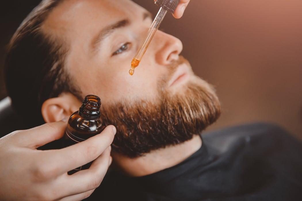 pourquoi utiliser huile à barbe