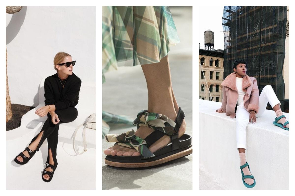 Dad Sandals la tendance chaussure de l'été