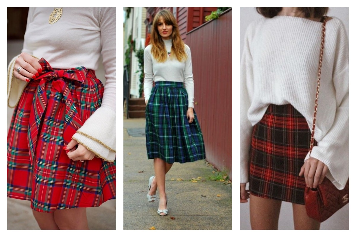 Comment porter la jupe écossaise
