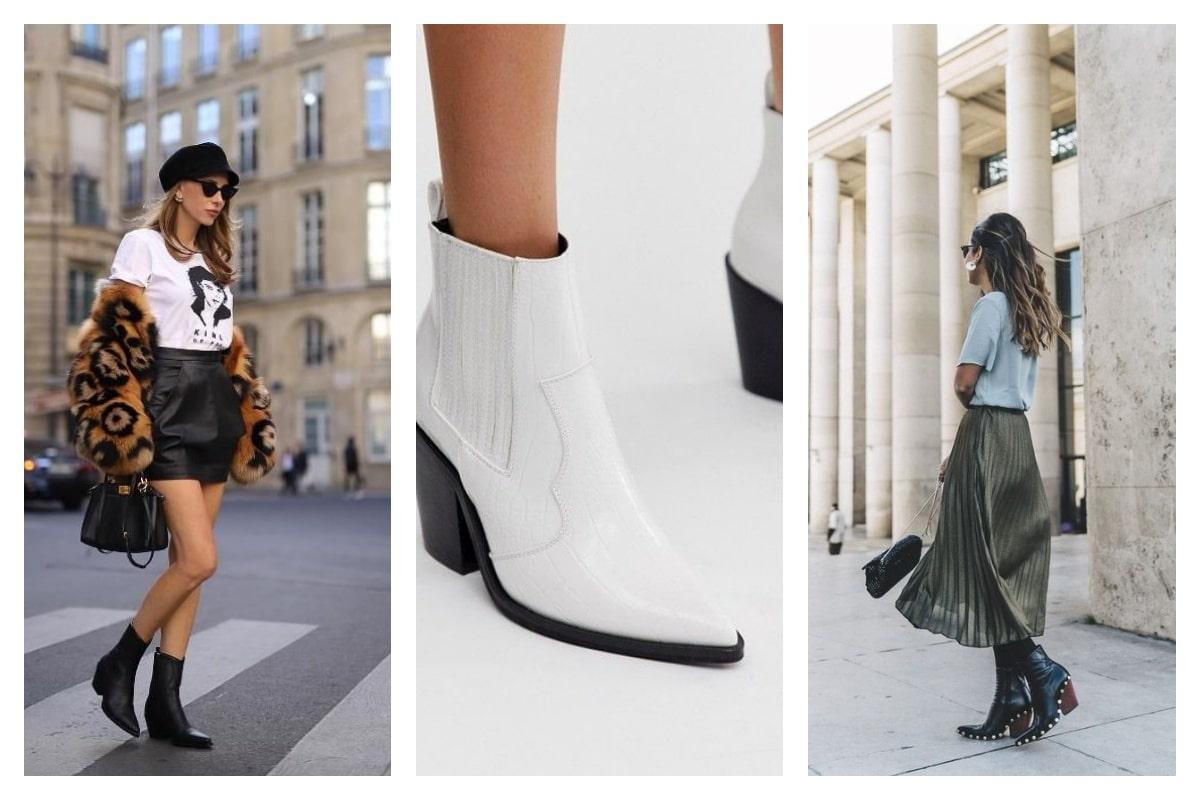 Porter les santiags femme en mode branché