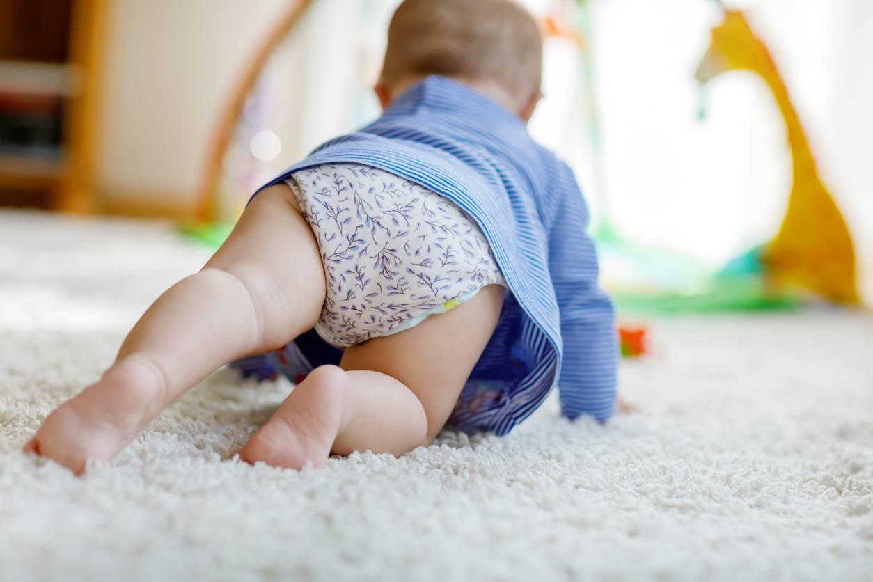 5 choses à savoir sur les couches pour bébé
